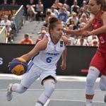 3×3: Caroline Hériaud (La Roche) est devenue la numéro 1 au ranking mondial !