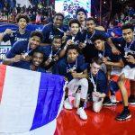 Championnat du Monde U17: Dominée par les Etats-Unis, 52-95, l'équipe de France remporte l'argent. Killian Hayes dans le Cinq All-Stars du tournoi