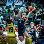 Mondial U17 féminin: Les Américaines ont gagné leurs 6 matches par une marge moyenne de 47,5 points !