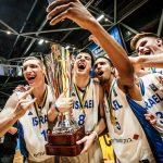 Euro U20: La première médaille d'or de l'histoire d'Israël