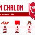 A découvrir, le nouveau logo de l'Elan Chalon