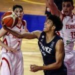 Mondial U17: La France élimine la Turquie et va affronter Porto-Rico en demi-finale