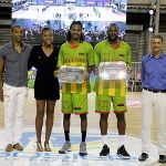 Mickaël Gelabale et Florent Piétrus ont fêté leur jubilé en Guadeloupe