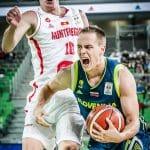 Qualifications Coupe du Monde: Battue par le Monténégro, la Slovénie est en mauvaise posture