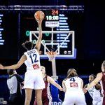 Mondial U17 féminin: Iliana Rupert élue dans le Cinq idéal du tournoi