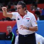 Sélectionneur de l'équipe d'Espagne, Sergio Scariolo va devenir coach adjoint aux Toronto Raptors