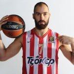 Grèce: Saison terminée pour Vassilis Spanoulis (Olympiakos)