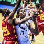 Euro U20 féminin: La France tombe face à l'Espagne en quart-de-finale, 50-51