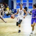 Euro U20 féminin: La France chute face à l'Italie, 69-76