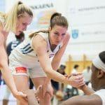 LFB: La Slovène Tina Trebec rejoint l'armada de Lattes-Montellier
