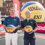 3×3: Wilson est le nouveau partenaire ballon de la FFBB