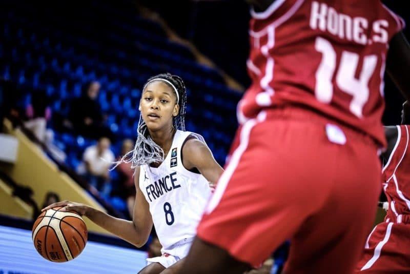 Euro u18 f minin les 12 fran aises sont connues basket europe - Coupe europe basket feminin ...