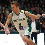 Heiko Schaffartzik quitte Nanterre pour l'Espagne et Saragosse