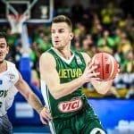 Coupe du monde: Adas Juskevicius quitte la sélection lituanienne
