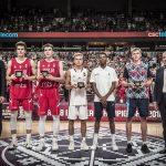 Euro U18: La Serbie en or, Marko Pecarski MVP, Joël Ayayi dans le Cinq All-Star