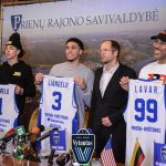 Le club lituanien de Prienai dézingue la famille Ball