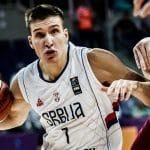 Qualifications Coupe du Monde: Cinq joueurs NBA avec la Serbie