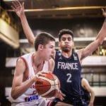 Euro U16: Battue par la Croatie, la France n'ira pas en finale