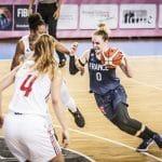 Euro U18 féminine: La France écarte la Pologne, 60-53