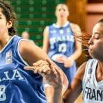 Euro U16 féminin: La France se fait sortir en quart-de-finale par l'Italie, 59-61
