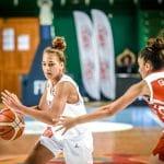 Euro U16 féminin: La France domine la Turquie, 63-53