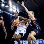 Equipe de France féminine: Trois nouvelles joueuses pour le stage à l'INSEP