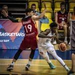 Vidéo: Quand le médaillé de bronze à l'Euro U18, Kenny Baptiste tape dans l'oeil de DraftExpress