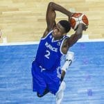 Frank Ntilikina (New York Knicks) veut jouer avec les Bleus cet été