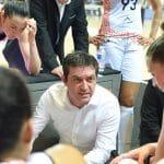 Olivier Lafargue (coach de Bourges, adjoint en EdF): «Quand Cristina Ouvina est arrivée à Bourges avec un sac de l'équipe d'Espagne, on lui a expliqué que ça, c'était pas possible!»