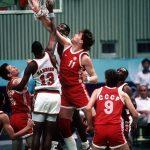 Arvidas Sabonis, sa taille, sa blessure au Tendon d'Achille, l'Espagne, la NBA…