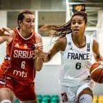Euro U16 Féminin: La France atomise la Serbie en 8e de finale, 77-33