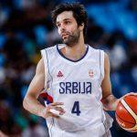 Equipe de Serbie: Pas de Milos Teodosic et Boban Marjanovic pour les matches de septembre
