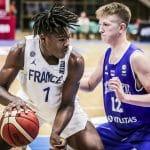 Euro U16: Victorieuse de l'Estonie, 66-57, la France passe en 8e de finale invaincue