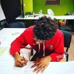 Malcolm Cazalon a signé pour trois saisons à la JL Bourg