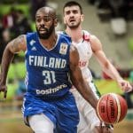 L'international finlandais Jamar Wilson (ex-Nanterre) part en Lituanie