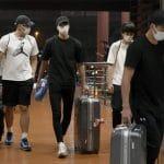 Scandale au Japon, quatre internationaux surpris avec des prostituées