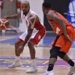 Eurocup : Jordan Theodore en discussion avec l'Etoile Rouge de Belgrade
