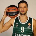 """Mantas Kalnietis (ASVEL): """"Je suis d'abord un meneur de jeu qui essaie de rendre heureux mes partenaires"""""""