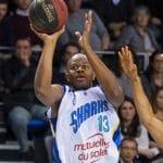 A 38 ans, Victor Samnick est toujours dans les rangs du Paris Basketball