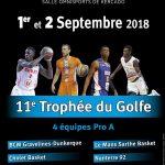 Tournoi de Vannes: Le Mans et Nanterre en finale