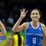 LFB: Alexia Plagnard signe à Bourges