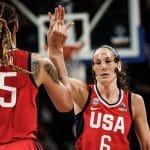 Large vainqueur de l'Australie (73-56), les Américaines sont toujours les maîtresses du monde