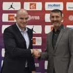Nouveau partenariat entre la FFBB et les Hoops Factory