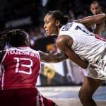 Coupe du monde féminine: Vainqueur de la Turquie, 78-61, la France affrontera la Belgique vendredi en quart