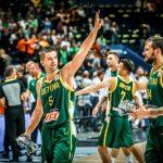 Vidéo: Le Villeurbannais Mantas Kalnietis propulse la Lituanie à la Coupe du monde