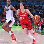 Coupe du Monde féminine: 4 joueuses de Ligue Féminine mais pas Katherine Plouffe avec le Canada