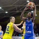 Cathy Melain (coach Basket Landes): «Dans l'état actuel des choses, on correspond davantage à un club d'Eurocup»