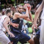 """Nicolas Batum après la défaite de la France en Bulgarie: """"Si nous ne jouons pas collectivement, toutes les équipes peuvent nous battre"""""""