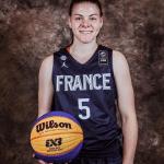 Ranking FIBA 3×3: Neuf Françaises dans le top 20, Marie-Eve Paget est numéro 1