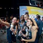 L'équipe de France féminine remporte la Coupe d'Europe 3×3